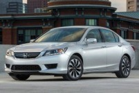 2015 Honda Accord гибрид