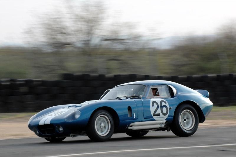 Shelby Daytona Cobra Coupe 1965 года выпуска
