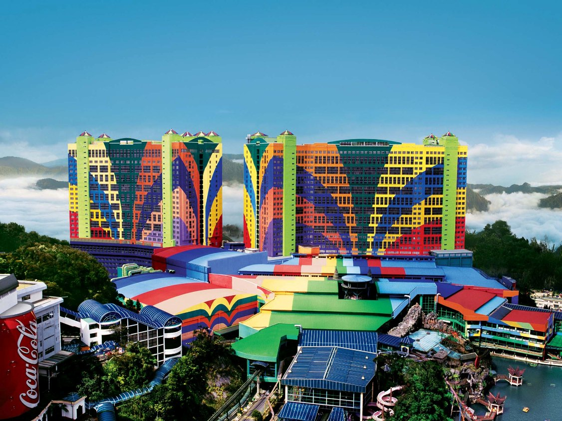 First World Hotel Genting Highlands, Малайзия