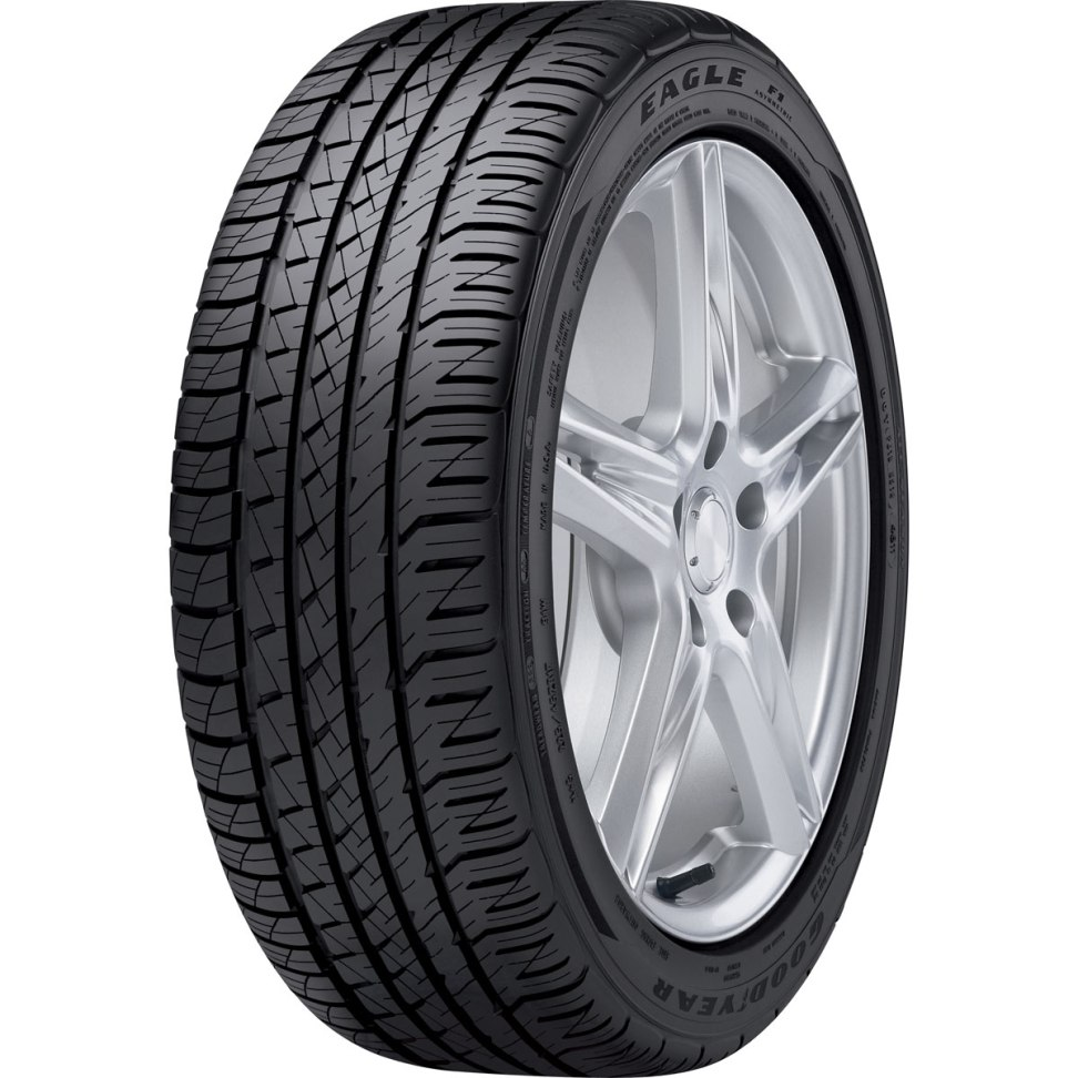 Шины Goodyear Eagle F1 All-Season