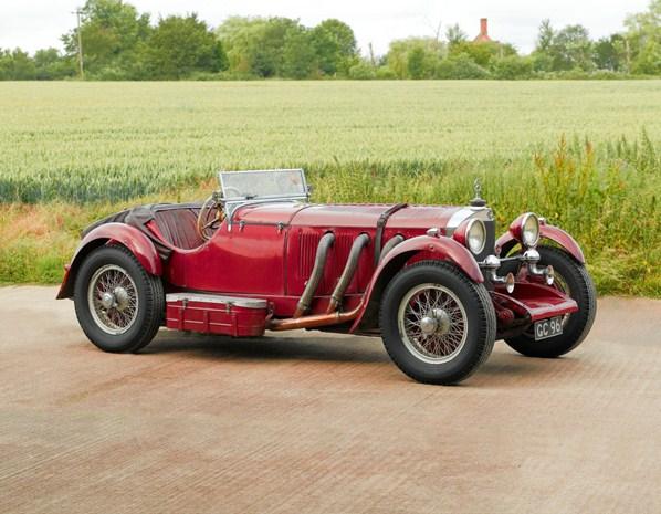 Mercedes-Benz 38/250 ССК 1929 года выпуска