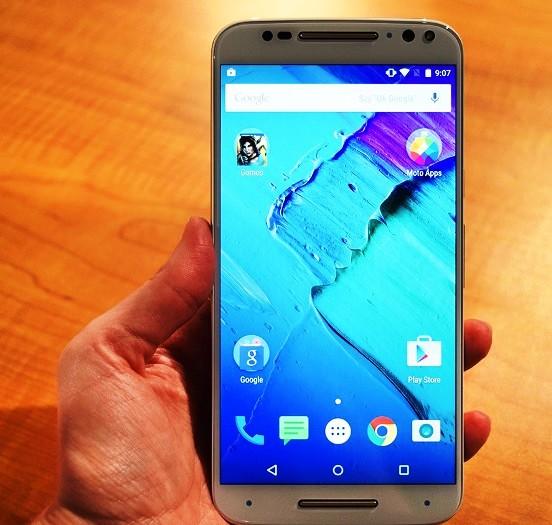 Motorola Moto X Pure Edition (Moto X Style)