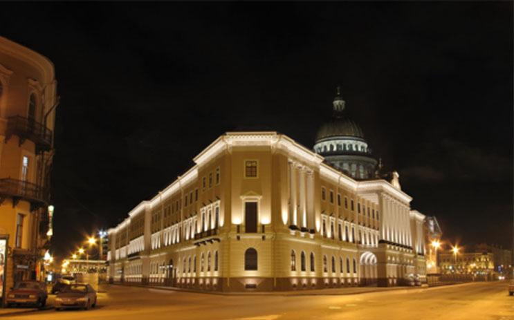 W St Petersburg