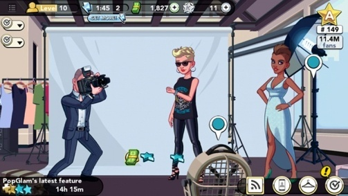 Игра Kim Kardashian Hollywood