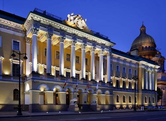 Four Seasons Hotel Lion Palace, Санкт-Петербург
