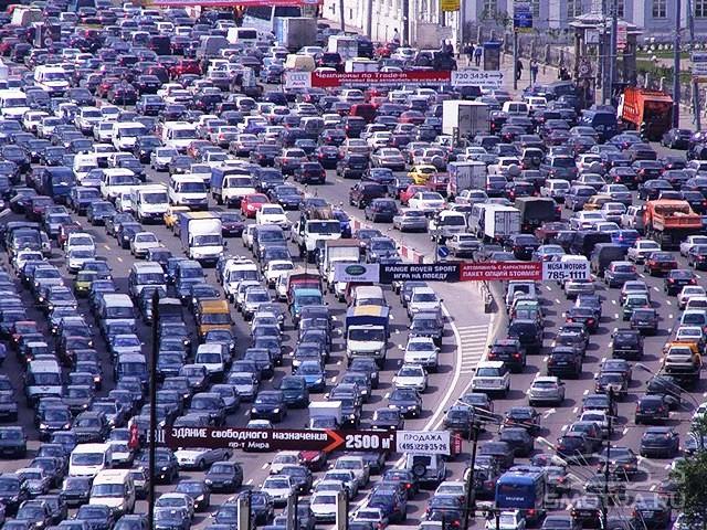 Количество автомобилей в мире