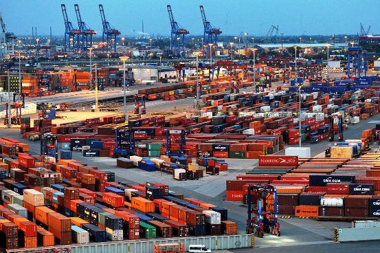Объем импорта стран мира за 2016 год