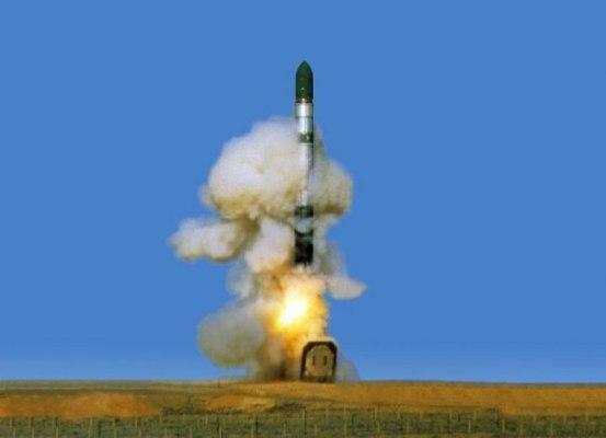 Межконтинентальные баллистические ракеты - ТОП10
