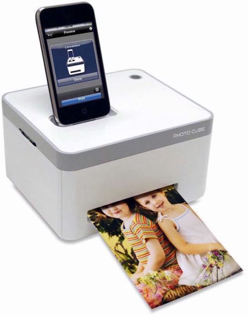 VuPoint Solutions Photo Cube