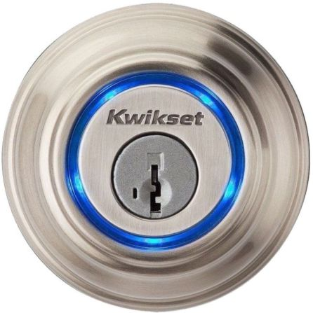 Bluetooth Kwikset Deadbolt