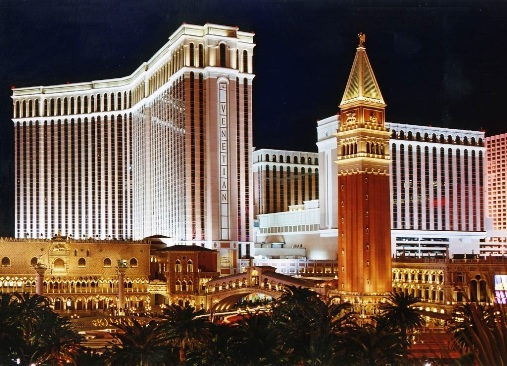 The Venetian Las Vegas and Palazzo Hotel