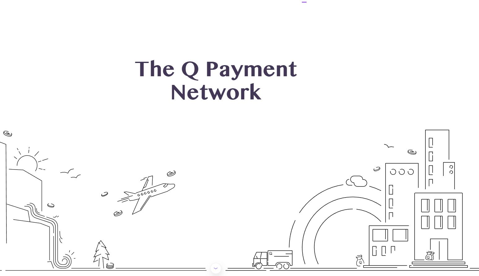 Приглашение Initiative Q в платёжную систему для получение бесплатных токенов