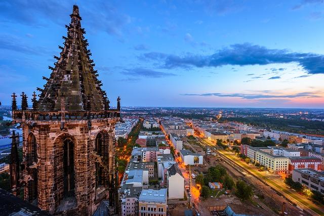 ТОП 5 -  городов Германии для туристов