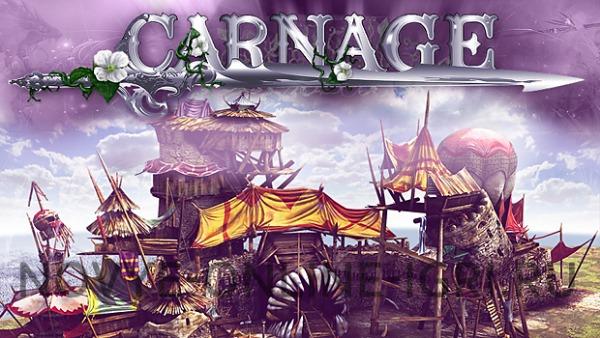 MMORPG CARNAGE: бесплатная ролевая онлайн игра